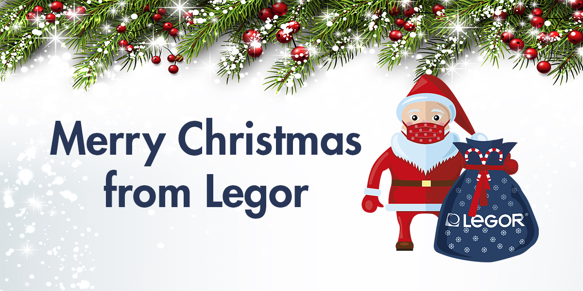 Legor Christmas donation