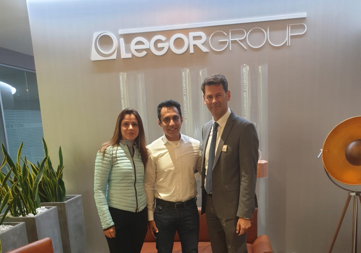 LEGOR GROUP ACQUISISCE UNA QUOTA DI PRECIOUS ALLOYS INDIA
