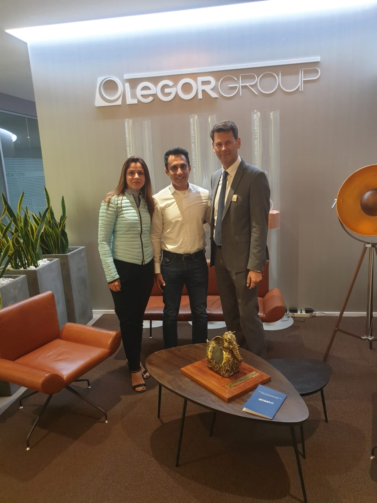 LEGOR GROUP acquires a share of Precious Alloys India